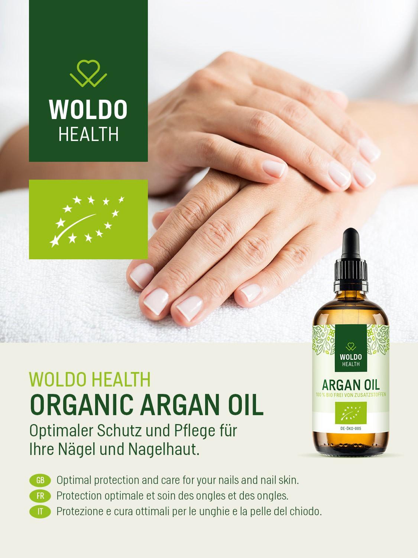 Bio Arganöl aus Marokko 100% kaltgepresst rein für Haut Gesicht ...